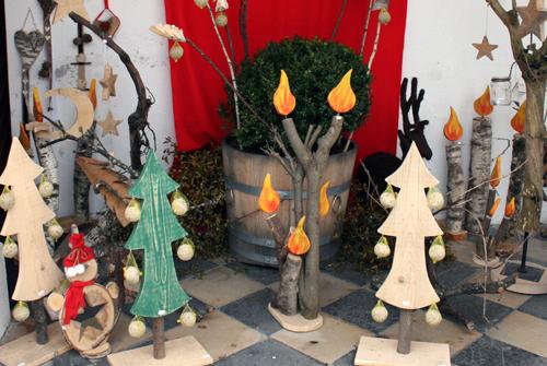 Weihnachtsausstellung Schloss Kornberg