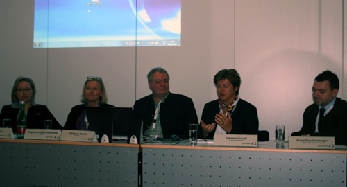 CSR-Tage auf der Ferien Messe in Wien