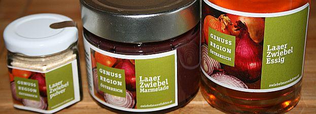 Gerhard Eigner produziert seit mehreren Generationen Zwiebel in Laa an der Thaya.