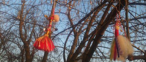 Martenitza - ein bulgarischer Frühlingsgruss