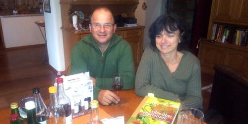 Gespräch mit Anton und Veronika Gangl