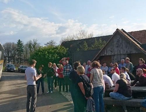 Kamnik besucht Vulkanland
