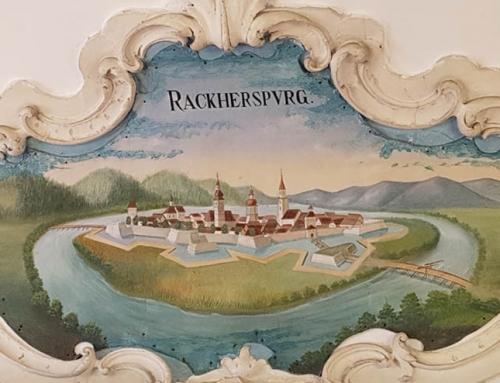 Vodenje po mestu Bad Radkersburg