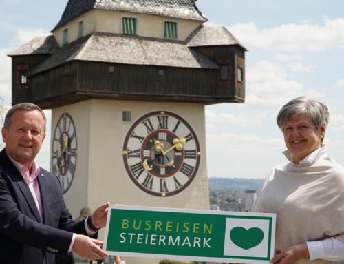 Marketingbetreuung Busreisen Steiermark