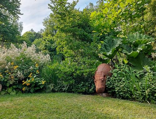 Gartenreise im Juni
